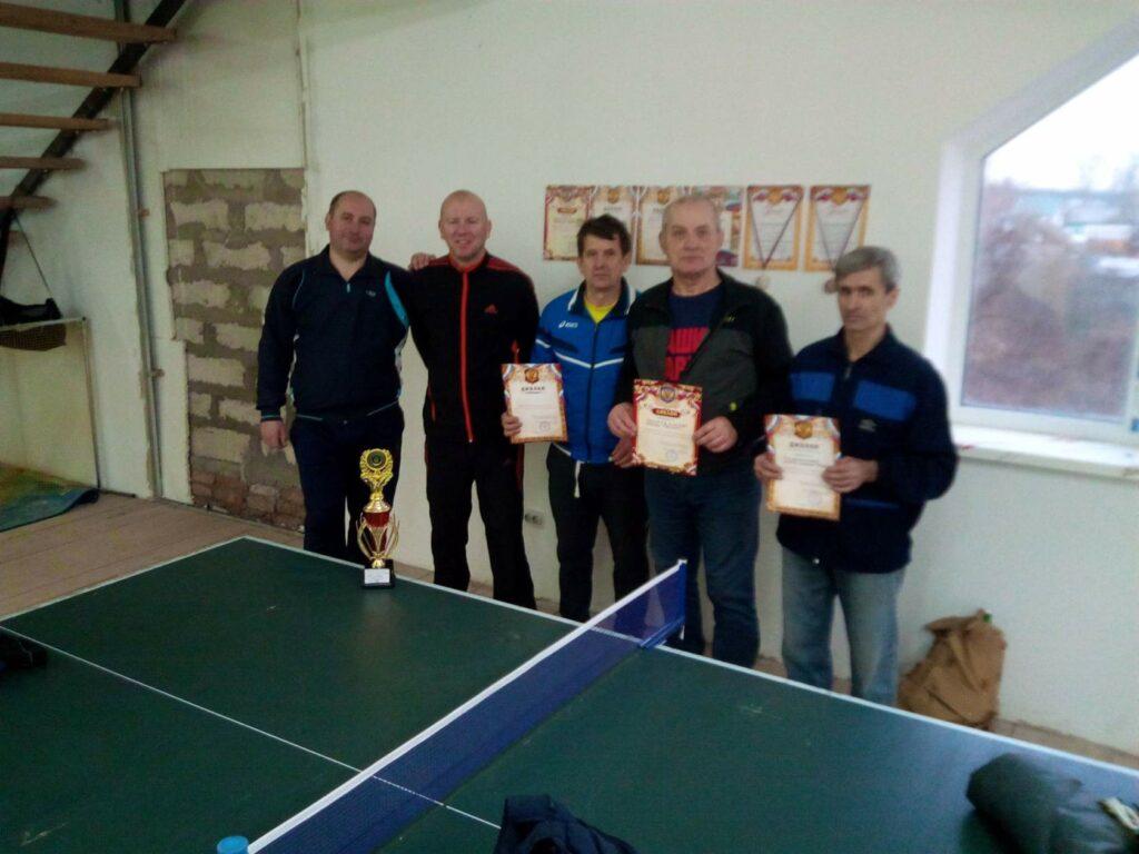 Теннисный турнир в Сычевке