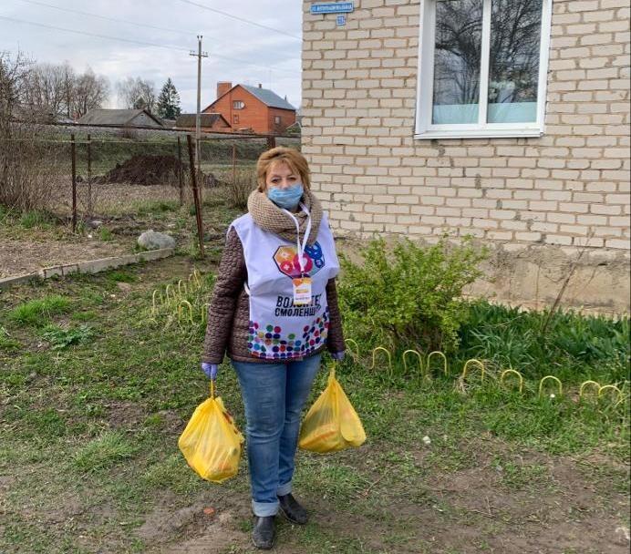 Волонтерское движение в Сычевском районе