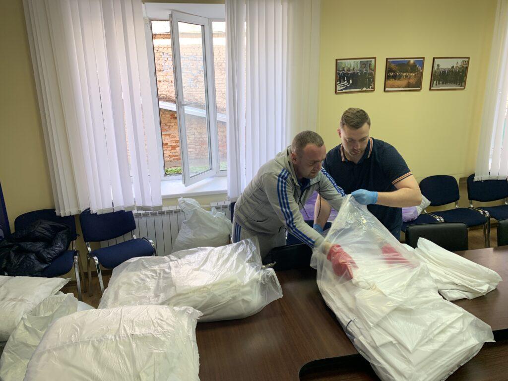 Фонд Сергея Неверова  продолжает  поддерживать районные больницы