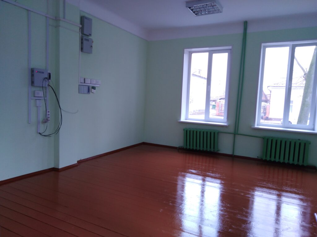 Сычевский районный Дом Культуры преображается