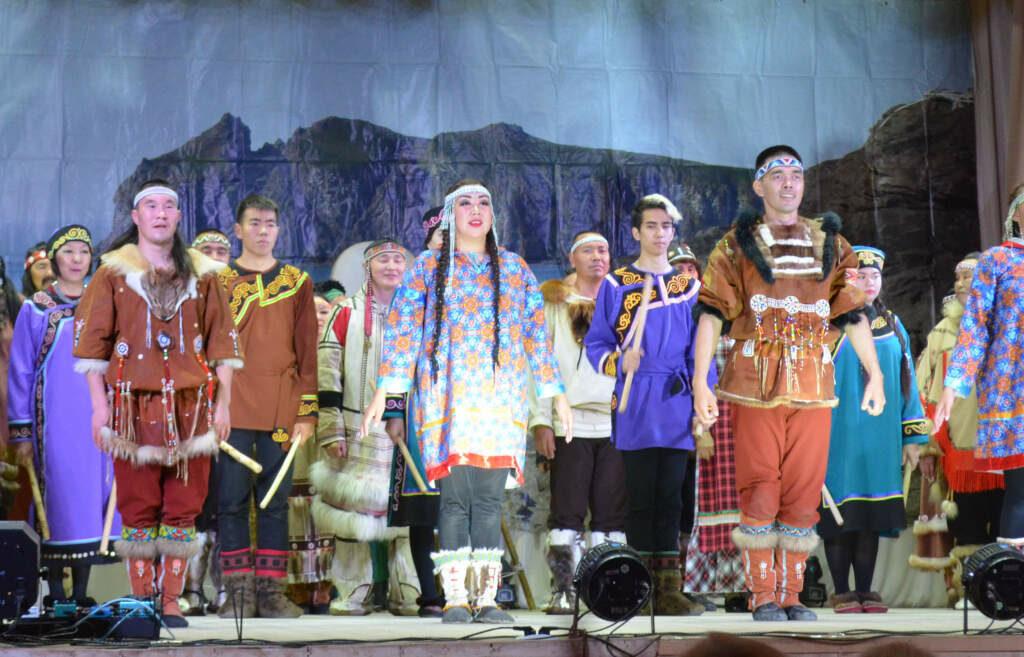 XVI Кочующий фестиваль «Манящие Миры. Этническая Россия» побывал в Сычевке