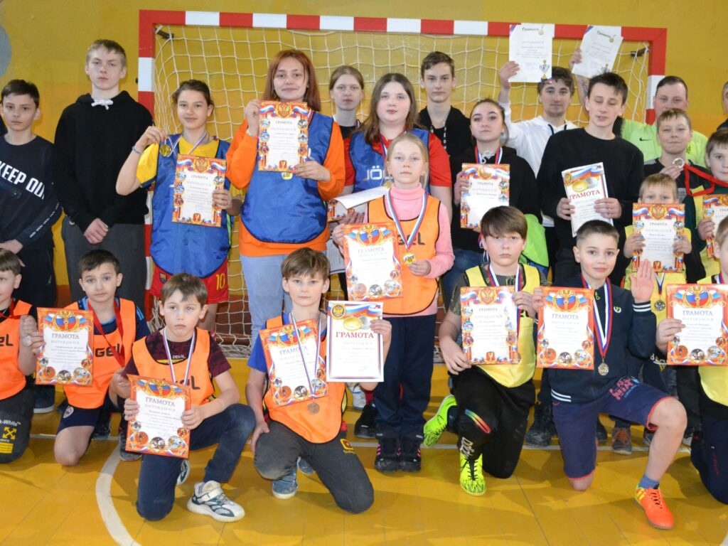 Открытое первенство Сычевской спортивной школы по мини-футболу «Масляничный Турнир-2021»