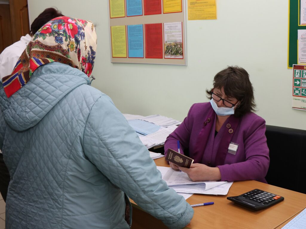 Более 78 тысяч смолян приняли  участие в предварительном  голосовании «Единой России»