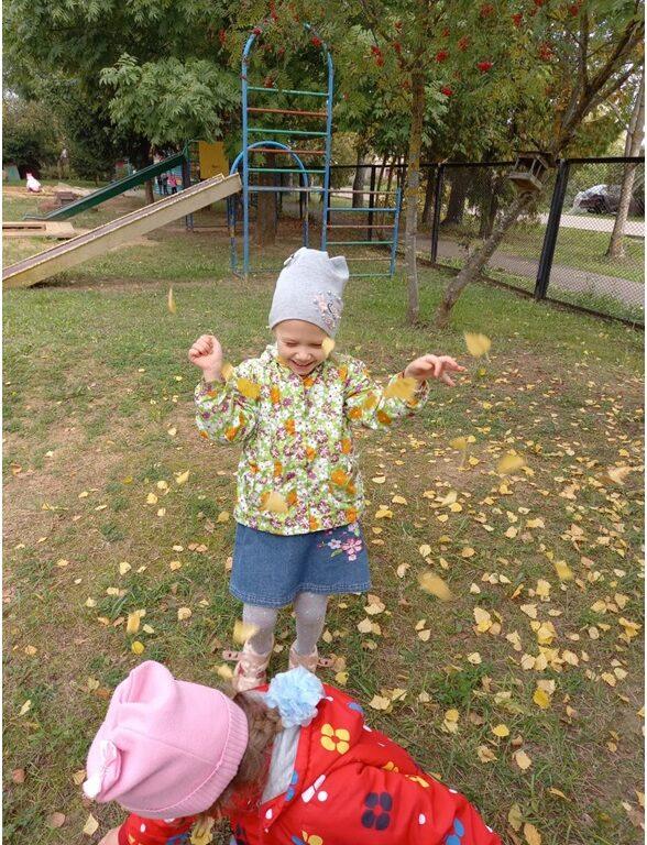 В МБДОУ детском саду № 3 г. Сычевки стартовал краткосрочный проект «Осень Золотая»